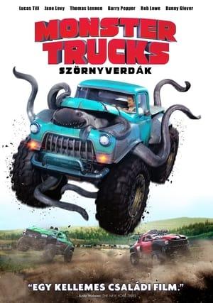 Monster Trucks - Szörnyverdák