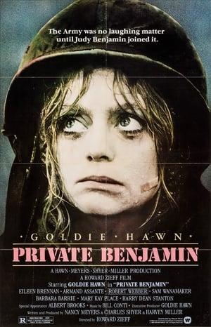 Benjamin közlegény poszter