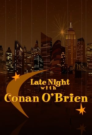 Late Night with Conan O'Brien poszter