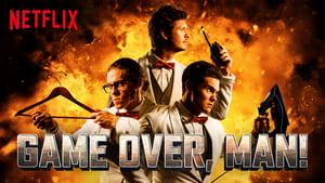 Game Over, Man! háttérkép