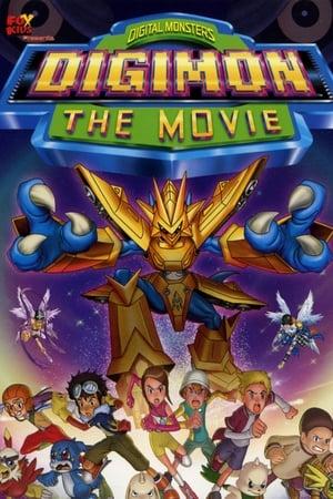Digimon - Az igazi film
