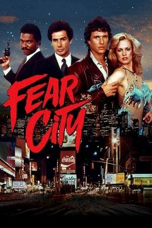 A félelem városa poszter
