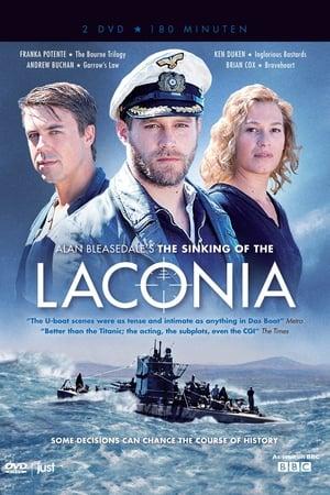 A Laconia elsüllyesztése poszter