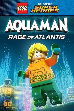 LEGO DC Szuperhősök: Aquamen – Atlantisz haragja