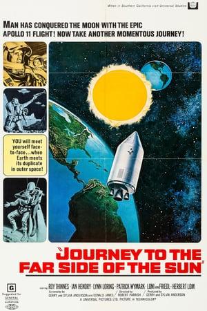 Utazás a Nap túlsó oldalára poszter