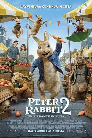 Nyúl Péter 2. - Nyúlcipő poszter