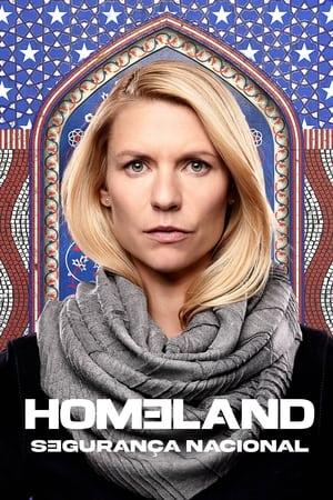 Homeland – A belső ellenség poszter
