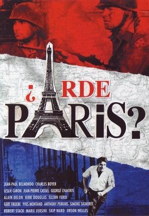 Párizs ég? poszter