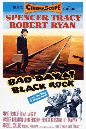 Rossz nap Black Rocknál poszter