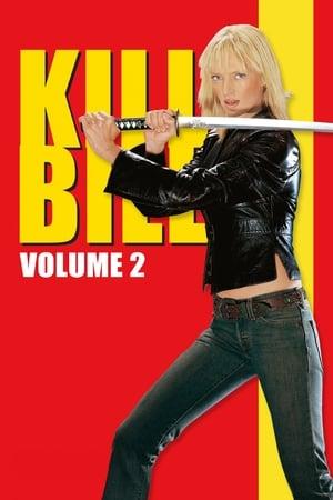 Kill Bill 2. poszter