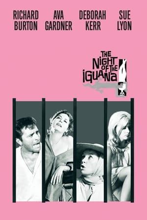 Az iguána éjszakája