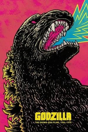 Godzilla (Showa) filmek