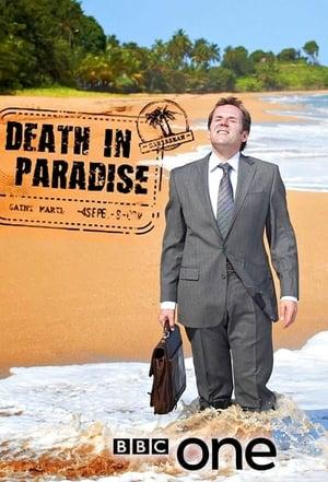 Halál a paradicsomban poszter