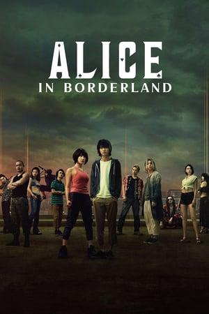 Alice Határországban poszter