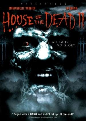 Holtak háza 2. - Elszabadul a pokol