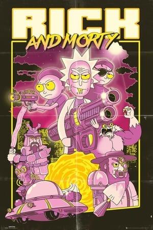 Rick és Morty poszter