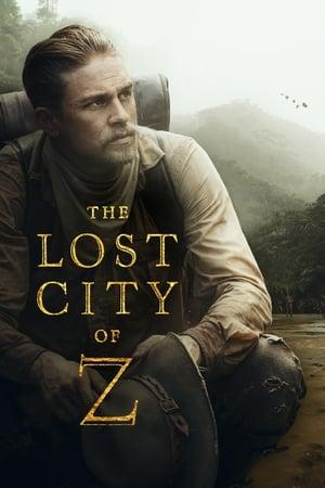 Z: Az elveszett város poszter