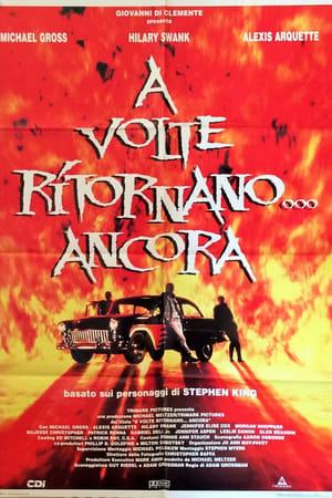 Stephen King: Kárhozottak poszter