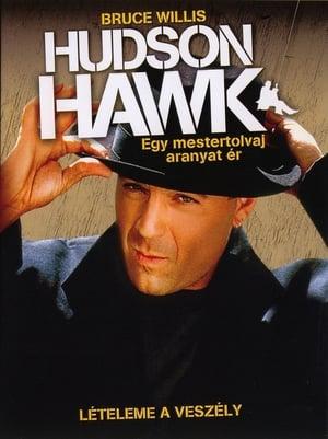 Hudson Hawk - Egy mestertolvaj aranyat ér