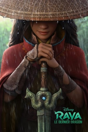 Raya és az utolsó sárkány poszter