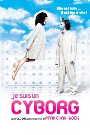 Cyborg vagyok, amúgy minden oké poszter