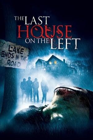Az utolsó ház balra poszter