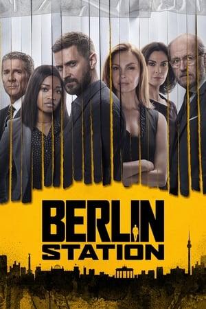 Berlini küldetés poszter