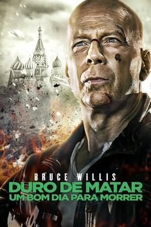 Die Hard 5. - Drágább, mint az életed poszter