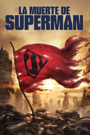 Superman halála poszter