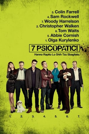 A hét pszichopata és a Si-cu poszter