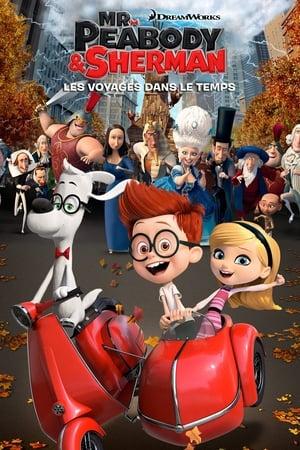 Mr. Peabody és Sherman kalandjai poszter