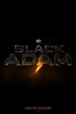 Black Adam poszter
