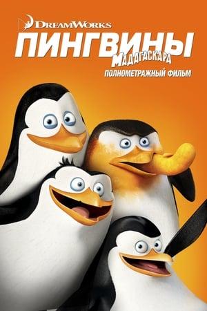 A Madagaszkár pingvinjei poszter