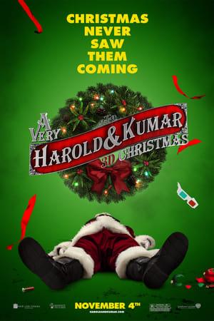 Kalandférgek karácsonya poszter