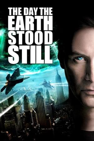 Amikor megállt a Föld poszter