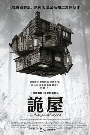 The Cabin in the Woods poszter