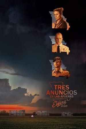 Három óriásplakát Ebbing határában poszter