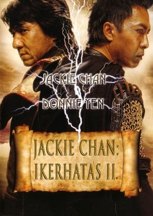 Jackie Chan: Ikerhatás 2.