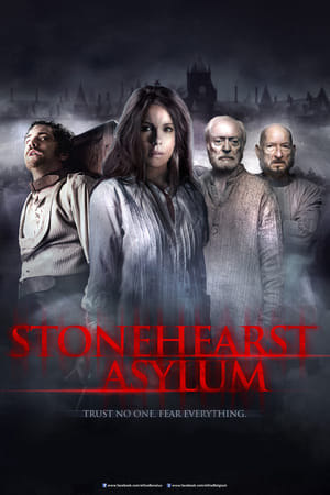 A Stonehearst Elmegyógyintézet poszter