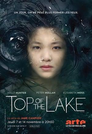 A tó tükre poszter