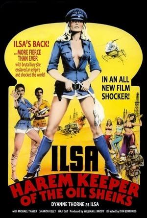 Ilsa, az olaj sejkek hárem őre