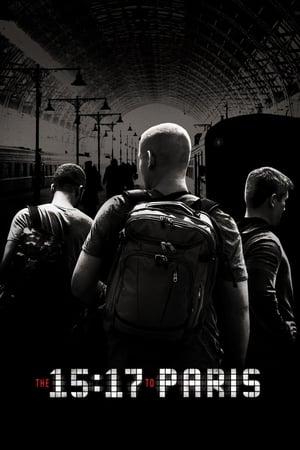 A párizsi vonat poszter