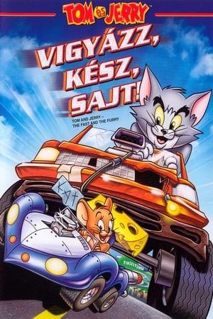 Tom és Jerry: Vigyázz, kész, sajt!