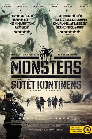Monsters: Sötét kontinens