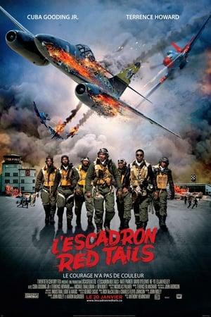 Red Tails - Különleges légiosztag poszter