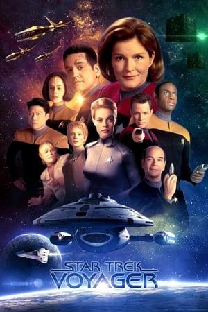 Star Trek: Voyager poszter