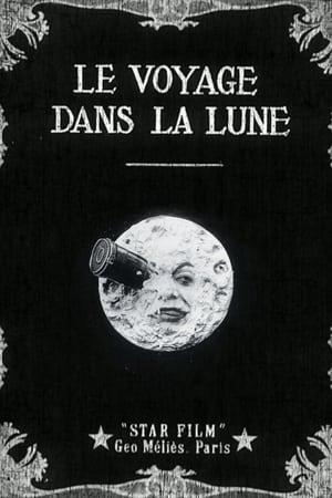 Utazás a Holdba poszter