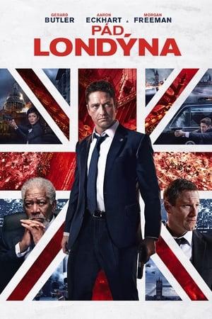 Támadás a Fehér Ház ellen 2. - London ostroma poszter