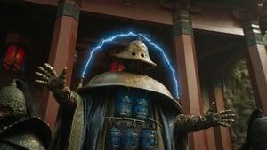 The Iron Mask háttérkép