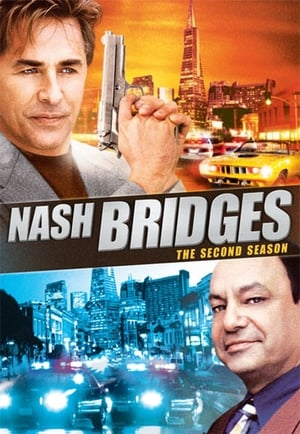 Nash Bridges - Trükkös hekus